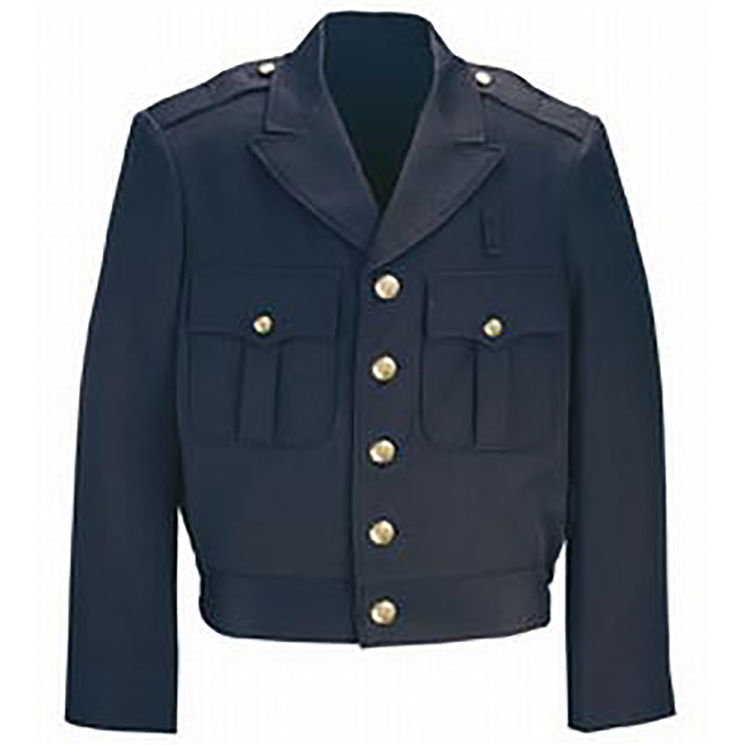 Flying Cross Command Button Front Jacket