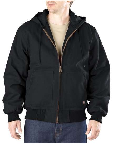 Dickies Sanded Duck Hooded Jacket