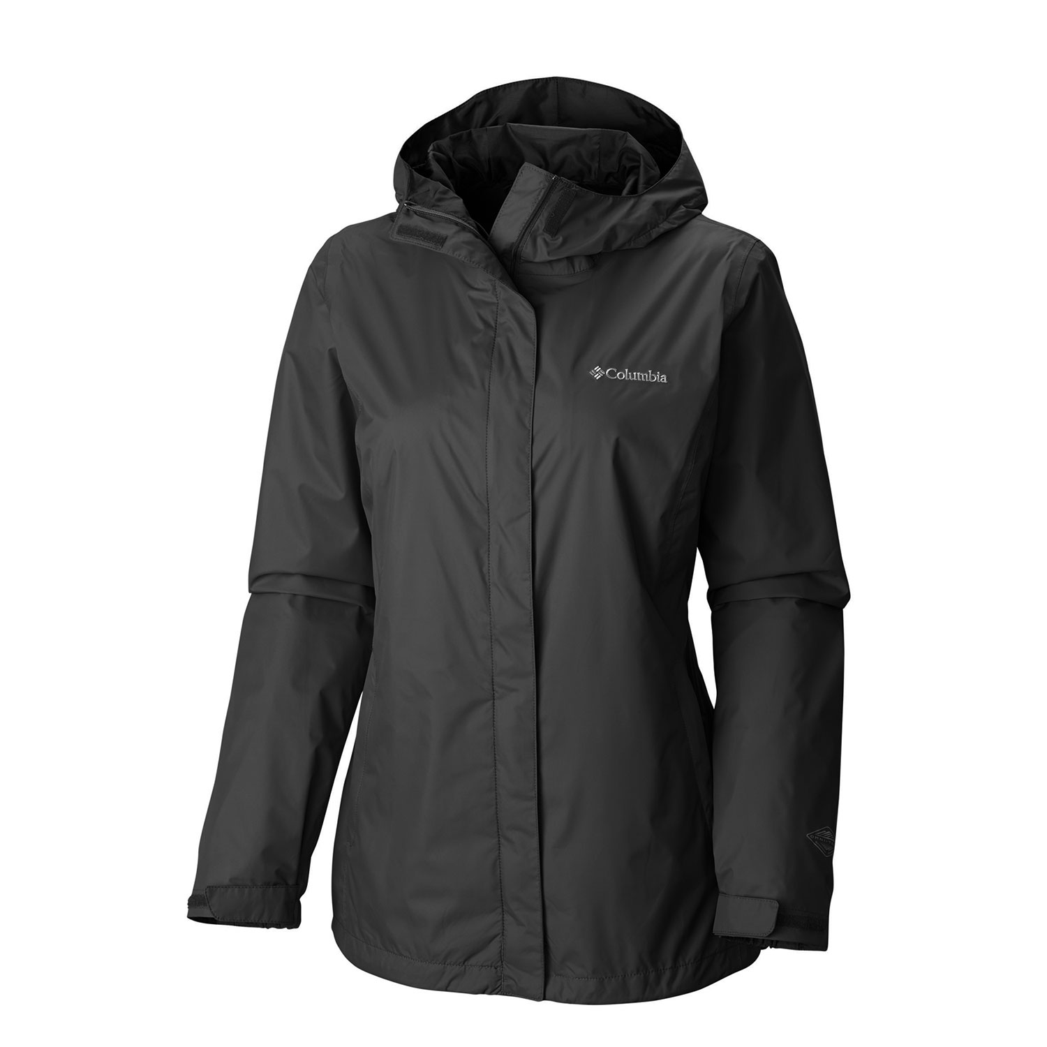 Womens columbia rain jacket sale