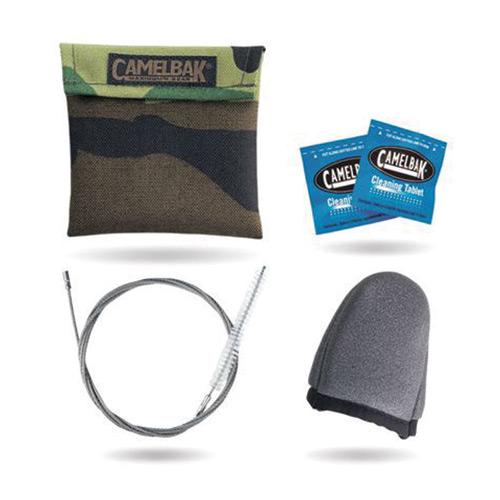how to clean camelbak bag