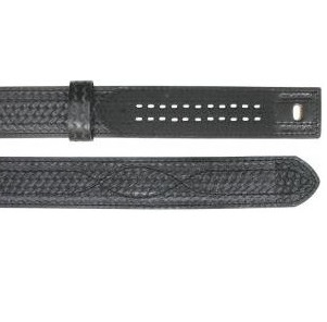 Dutyman Leather Buckless Belt