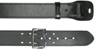 "Courtland 2.25"" Fully Lined Sam Browne Duty Belt"