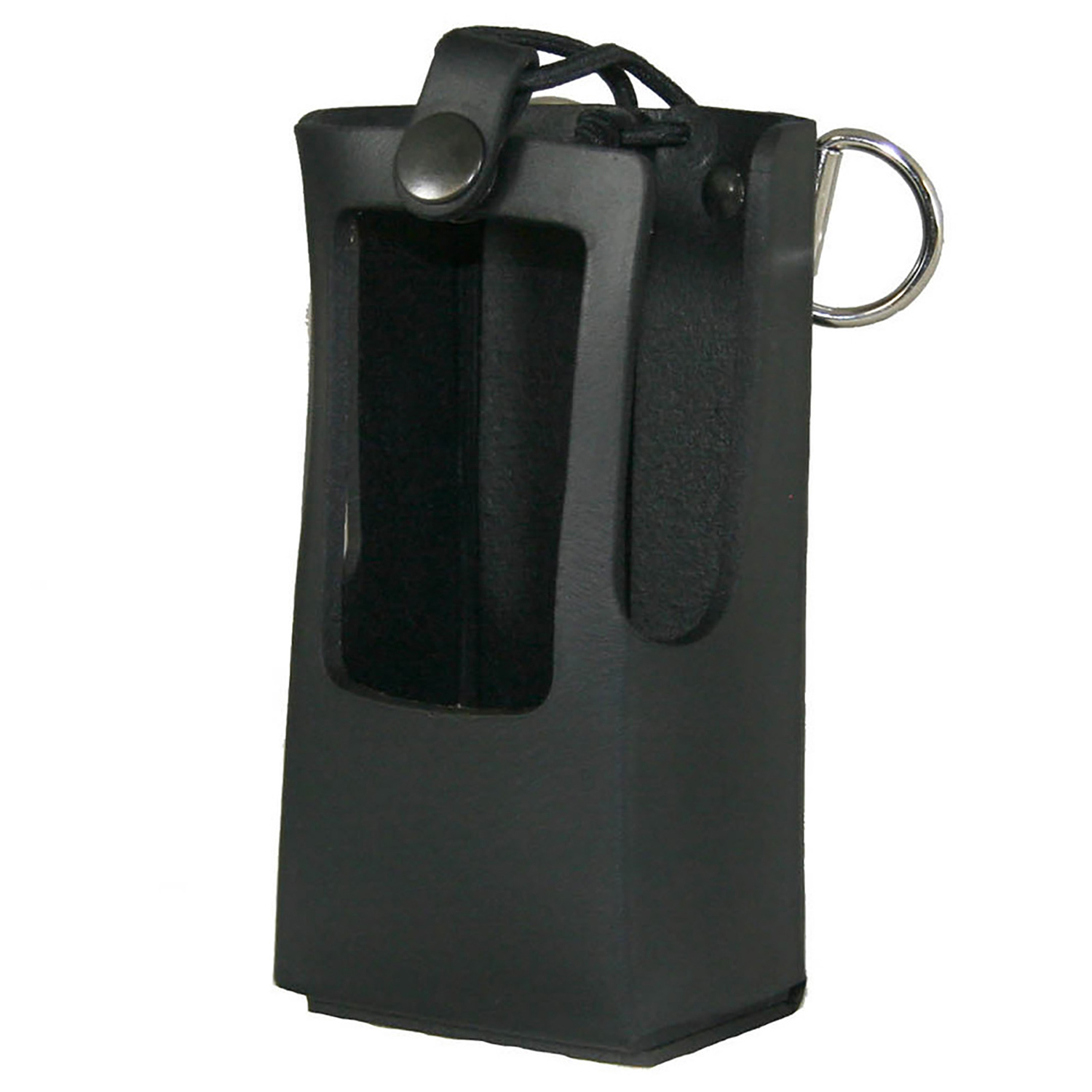 Boston Leather Firefighter Radio Holder