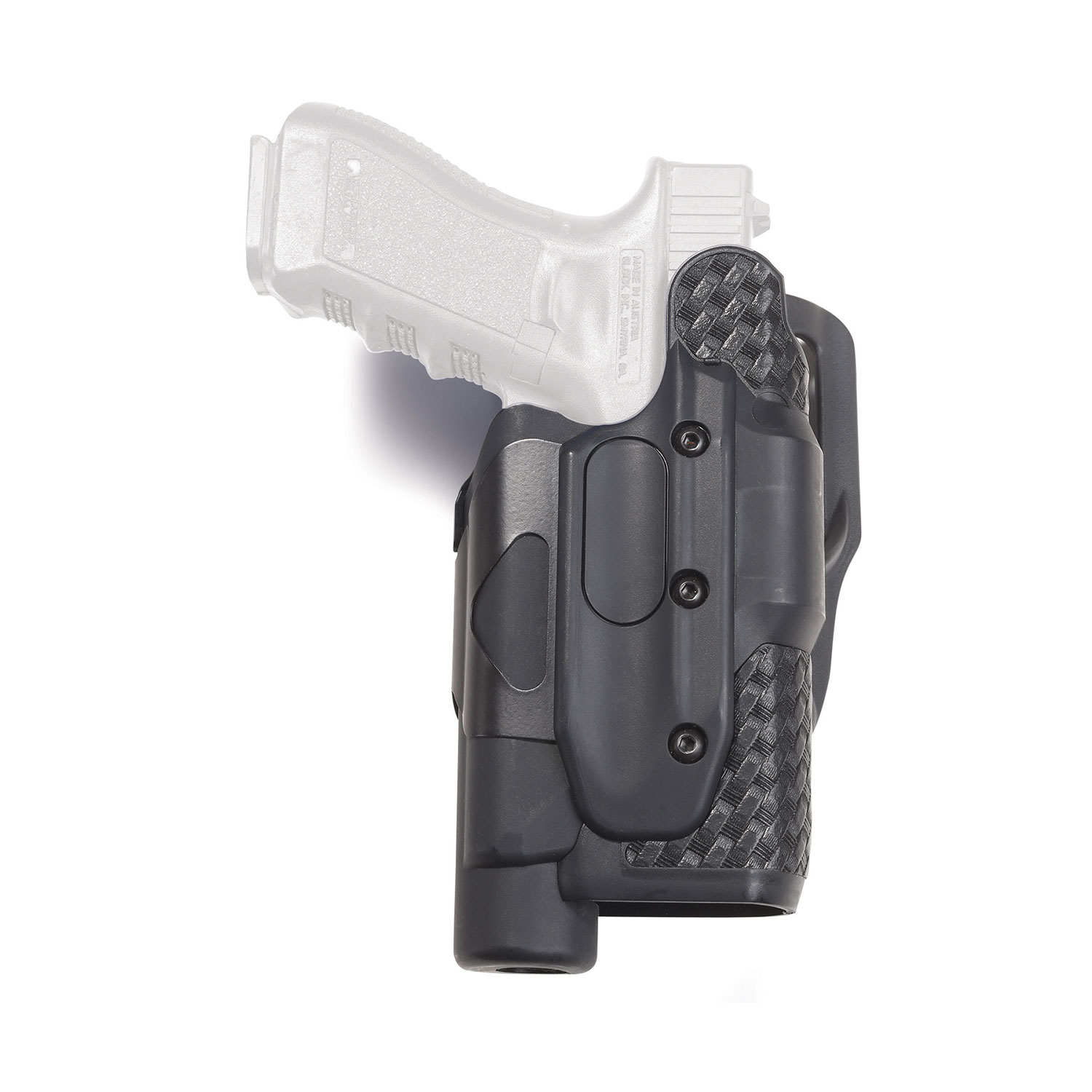Gould & Goodrich X-Calibur Dual Retention Lightbearing Duty Holster