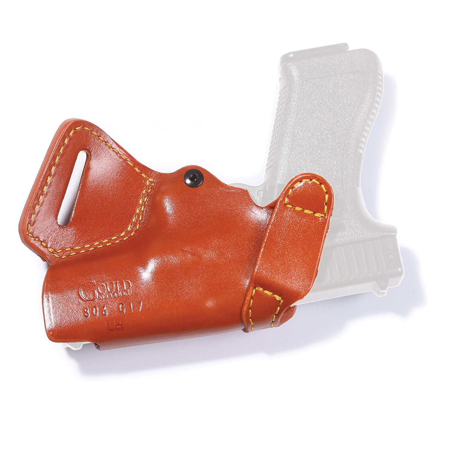 Gould & Goodrich Small of Back Holster