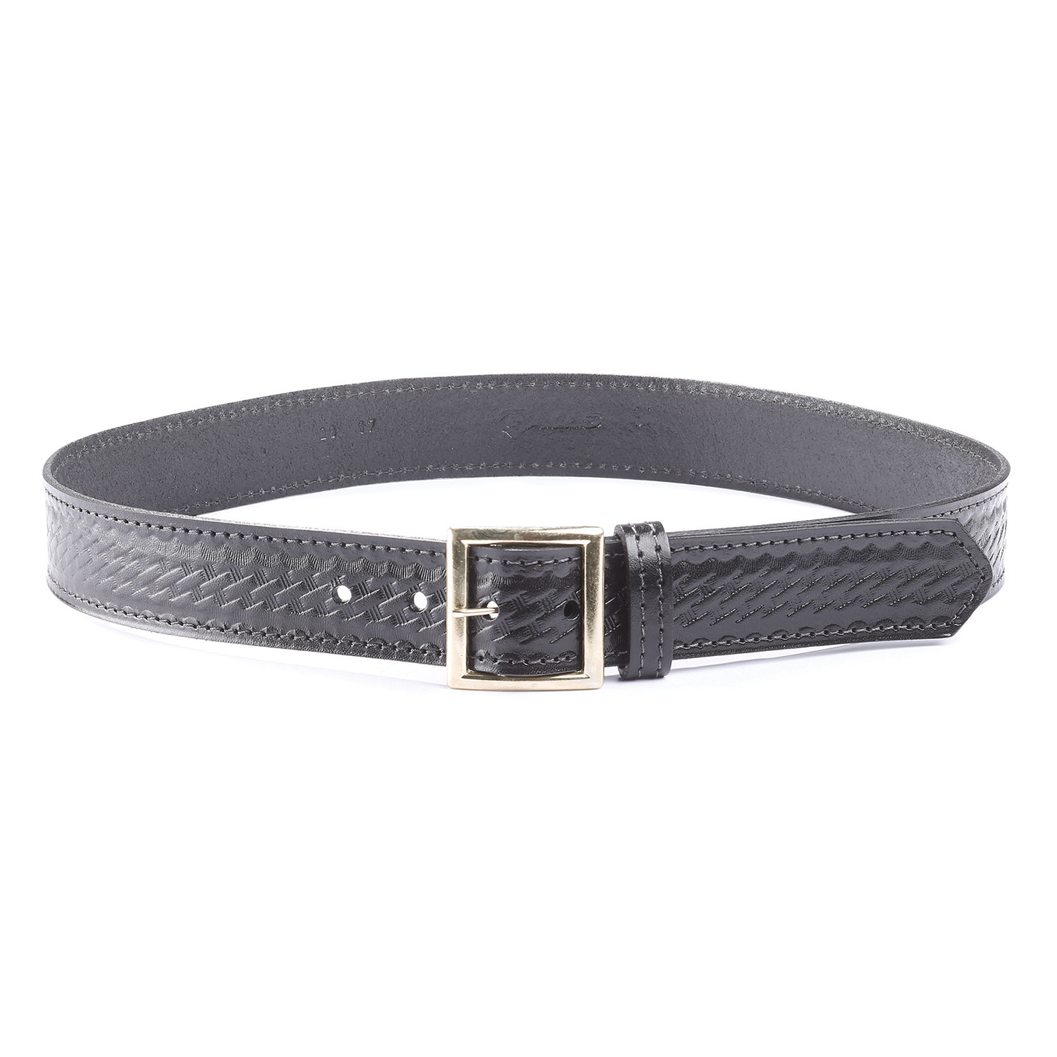 "Galls Premium Leather 1½""W Uniform Belt"