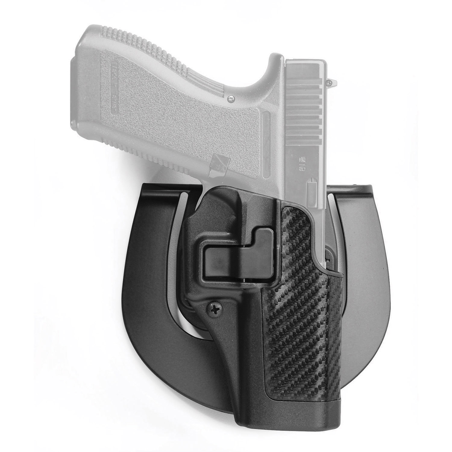BLACKHAWK! Carbon Fiber CQC Holster with SERPA Technology