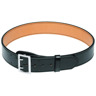 LawPro Sam Browne HiGloss Leather Duty Belt