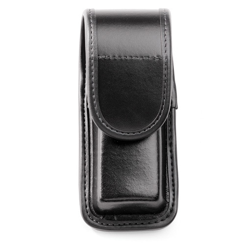 BLACKHAWK! Leather Single Mag Pouch Double Row