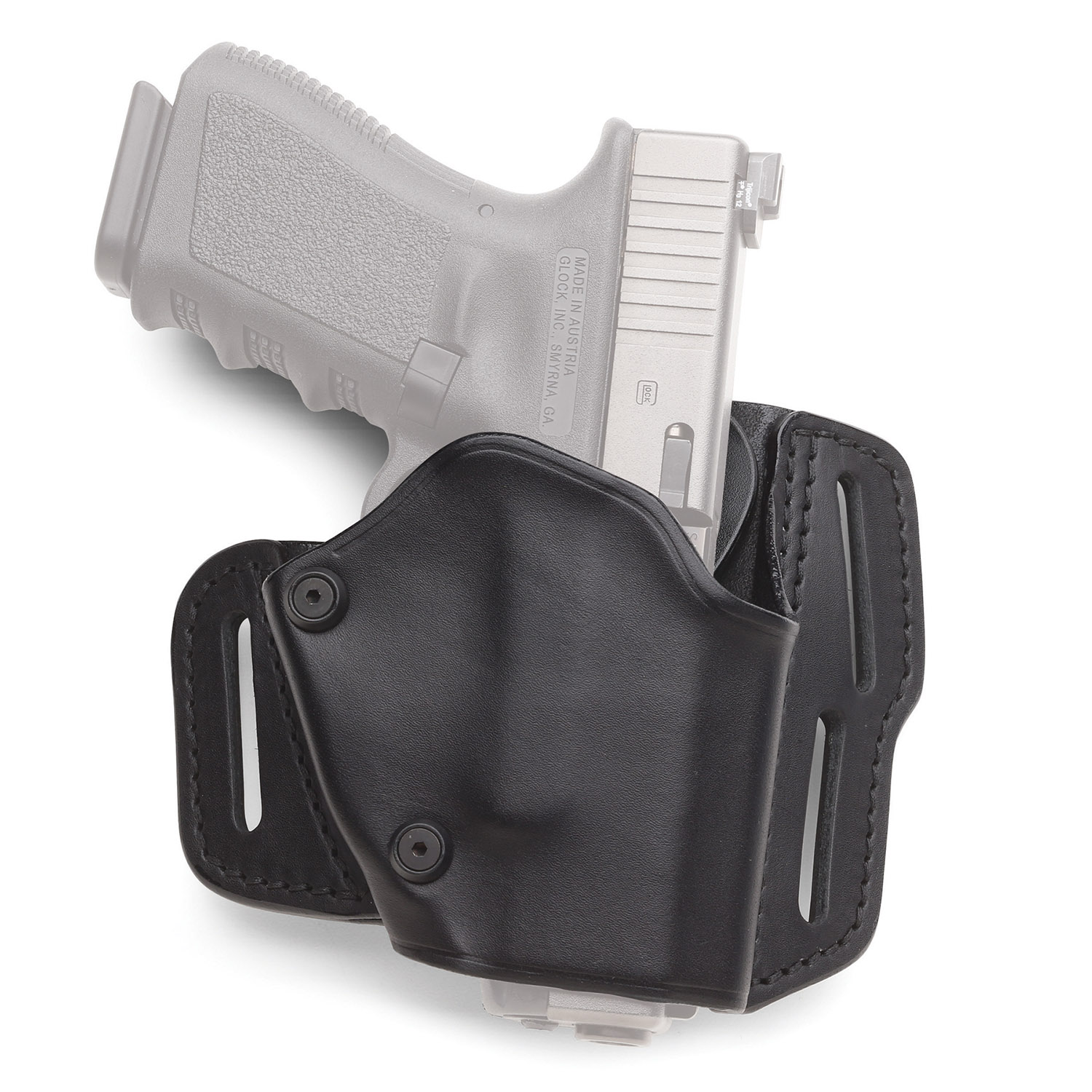 BLACKHAWK! Grip Break Leather Holster