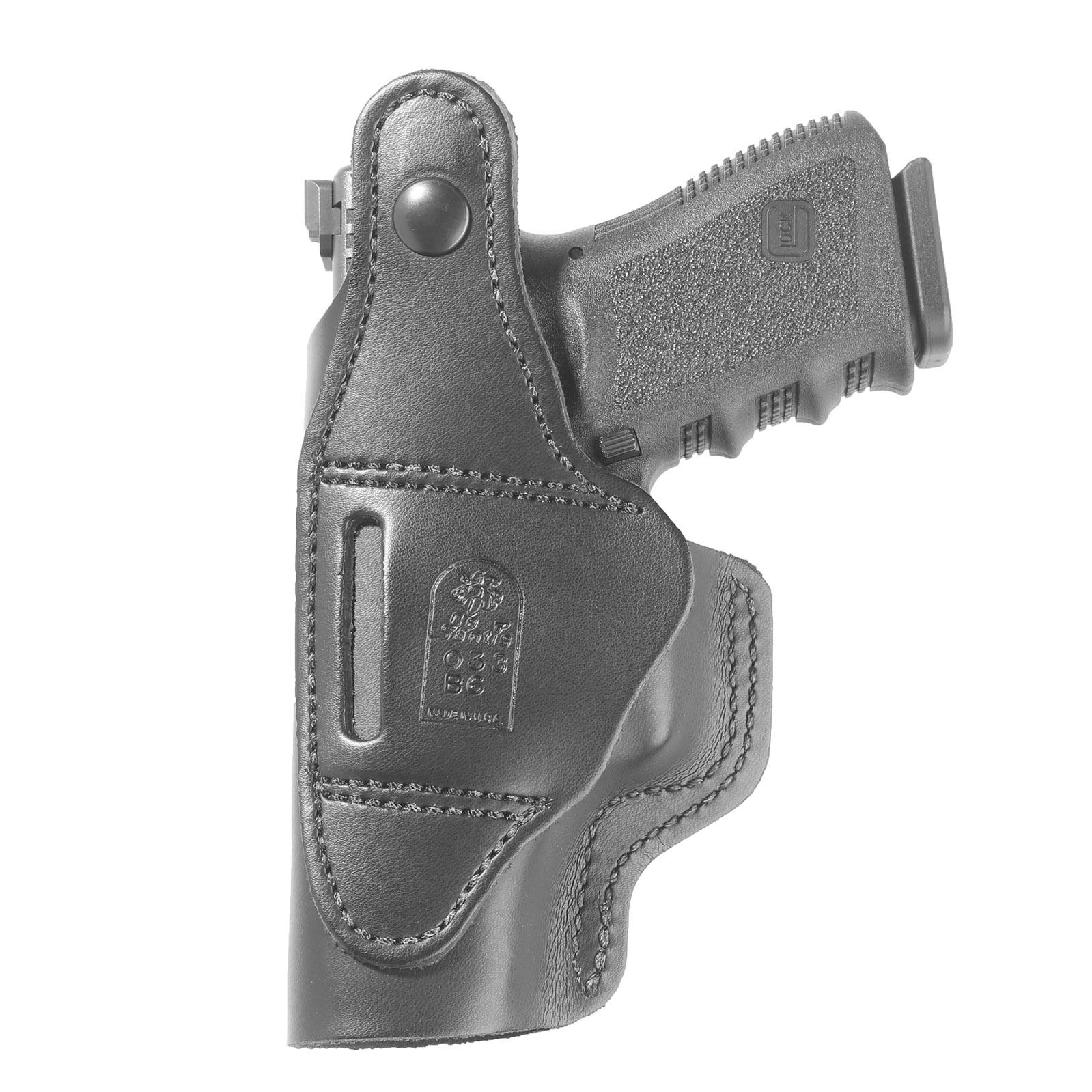 DeSantis Dual Carry II Leather Thumb Break Holster