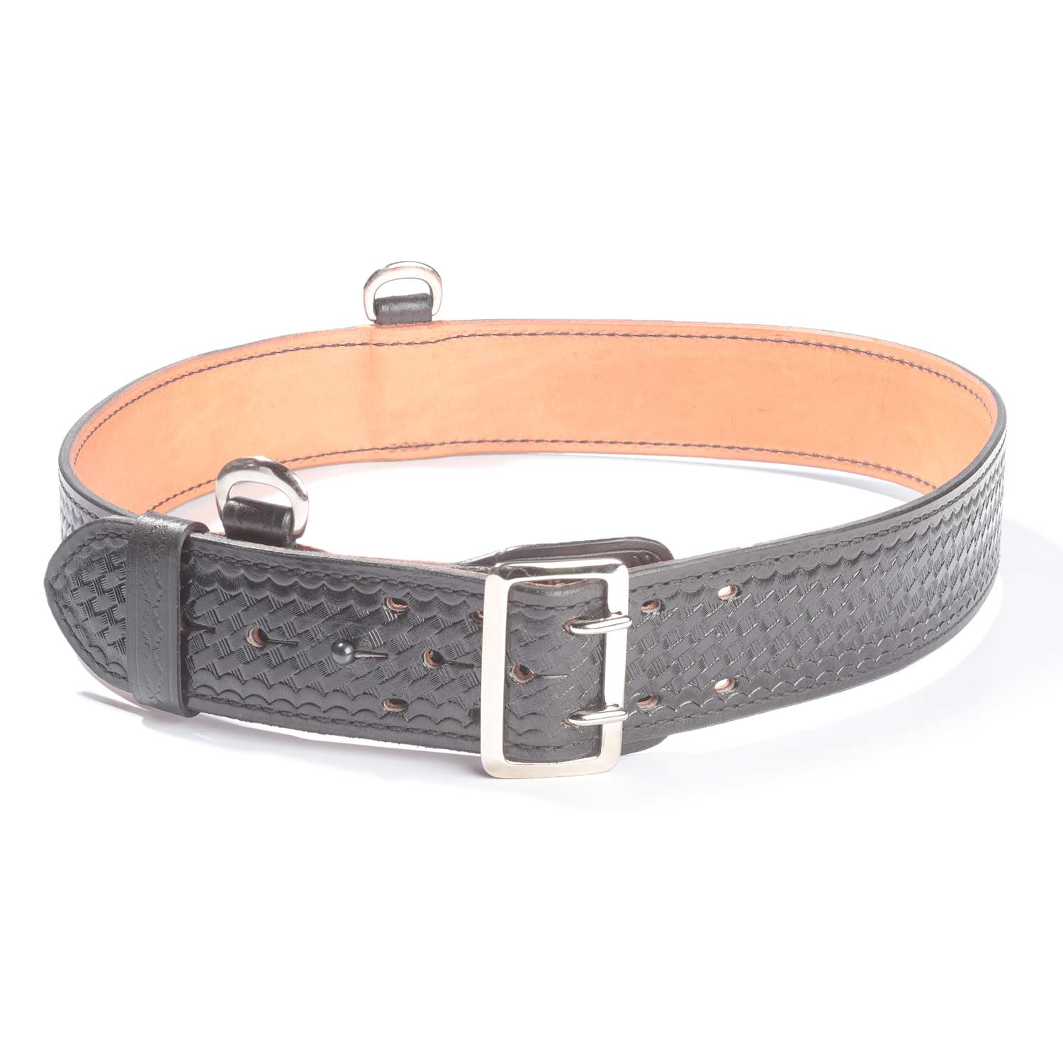 Tex Shoemaker Duty Belt with D-Rings