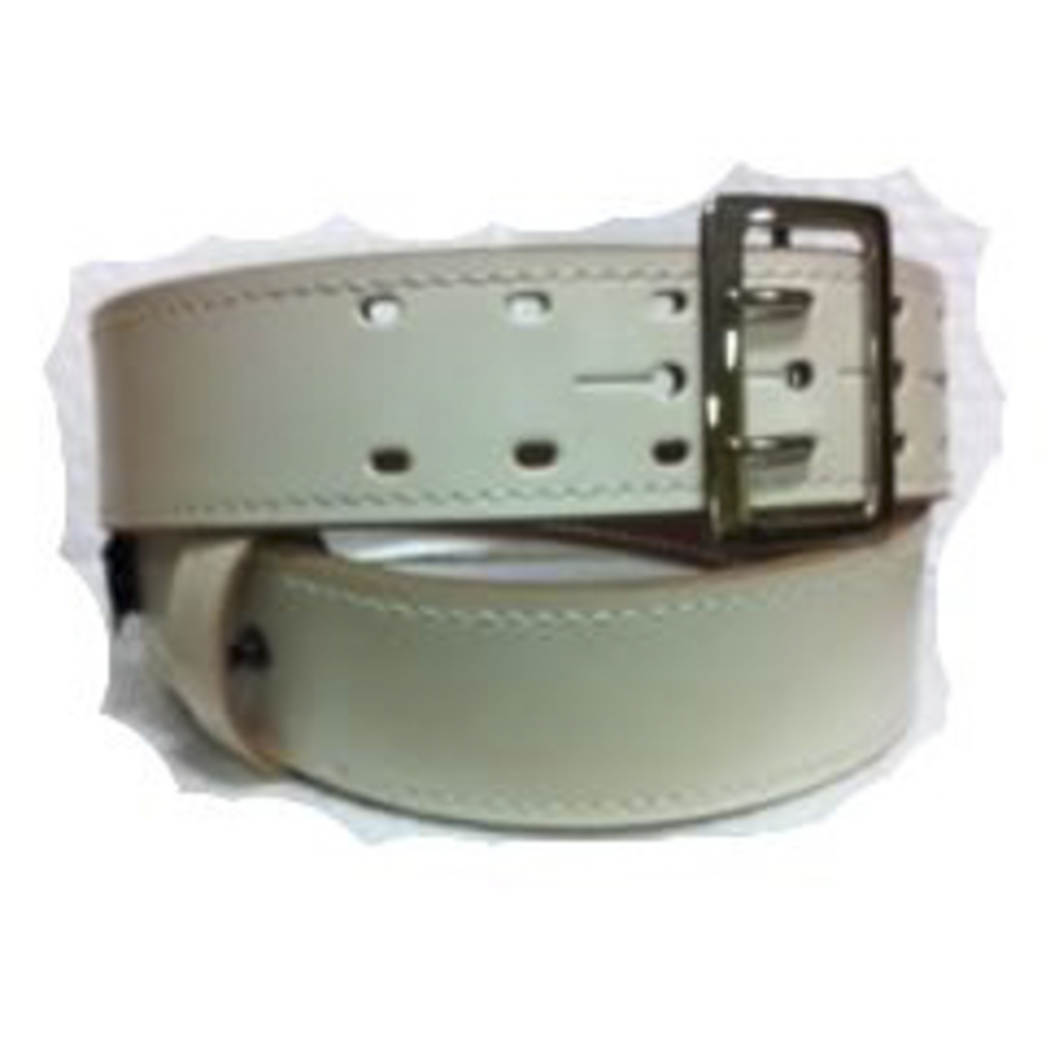 JP Sam Browne Lined Leather Belt