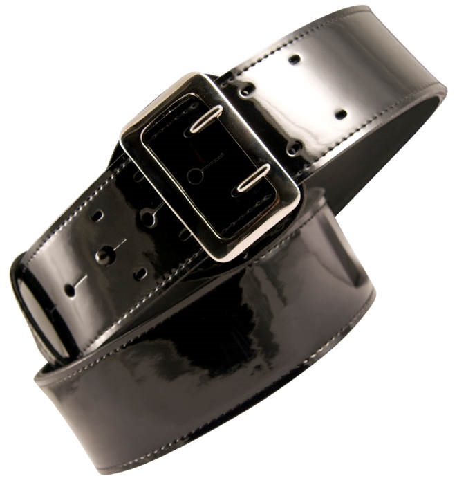 Boston Leather Fully Lined Sam Browne Duty Belt