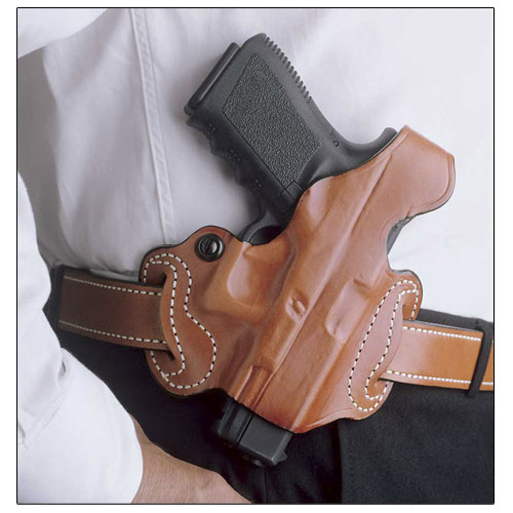 DeSantis Thumb Break Mini Slide Belt Holster