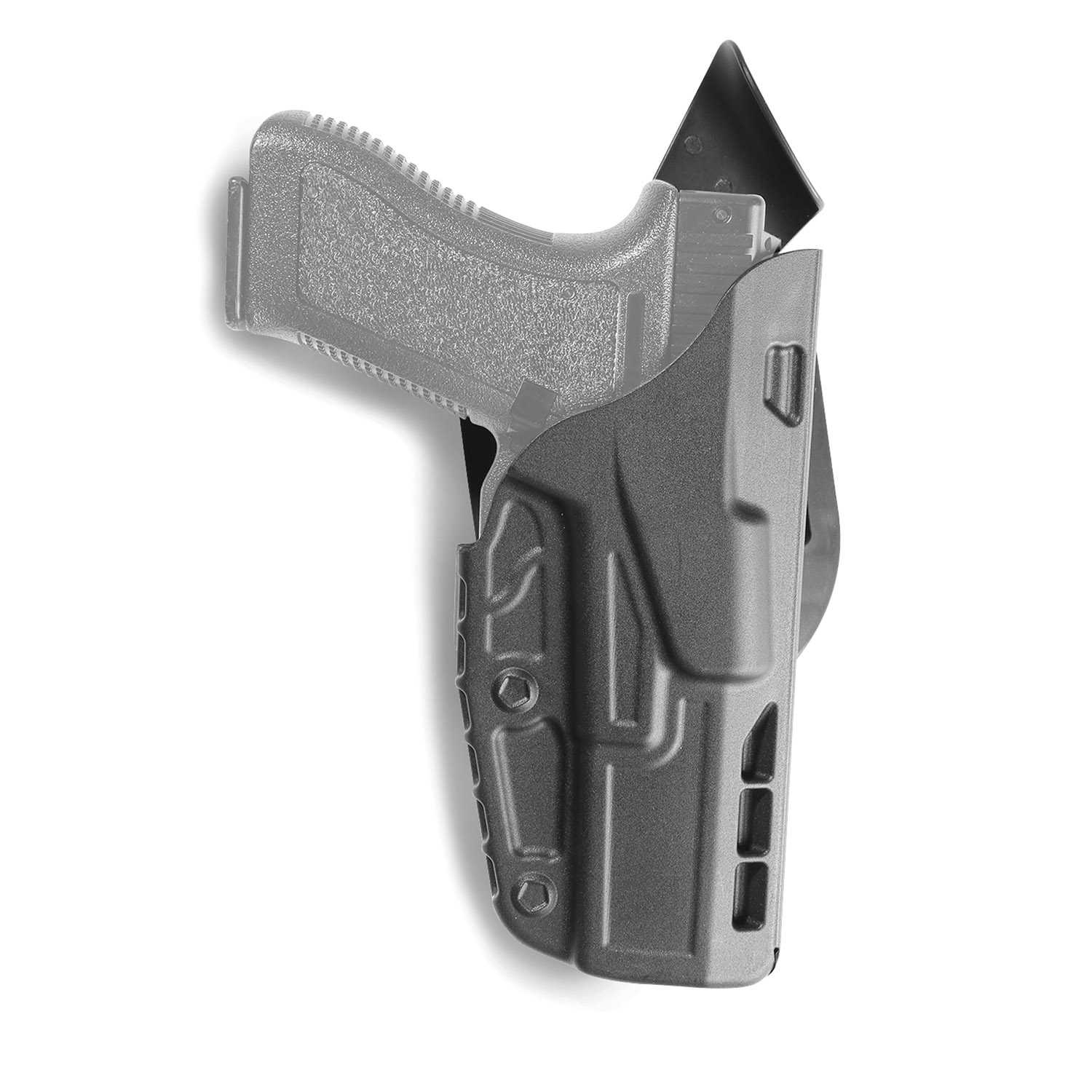 Safariland 7TS 7390 Level I Retention ALS Mid Ride Duty Holster