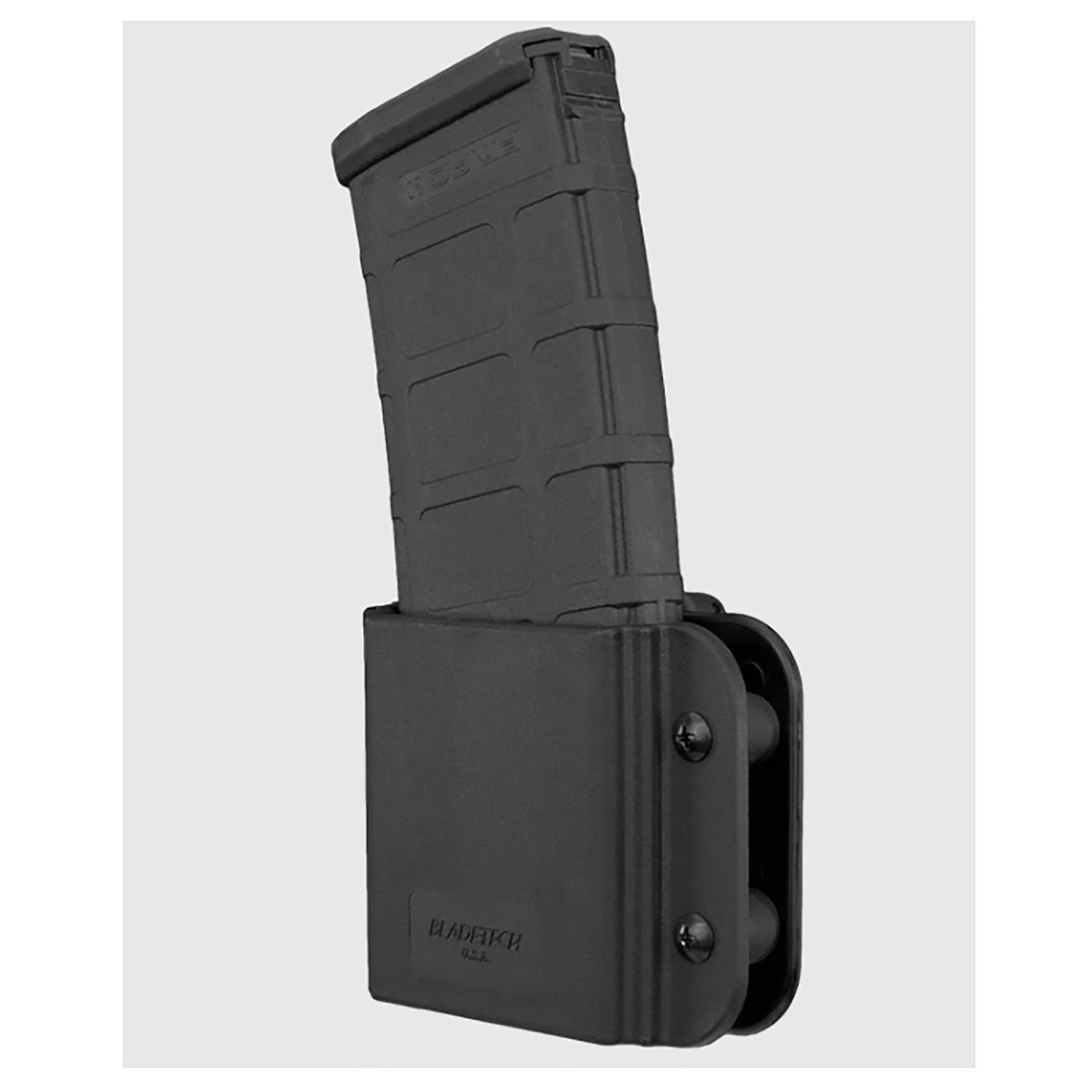 Blade-Tech Double Mag Pouch With Paddle