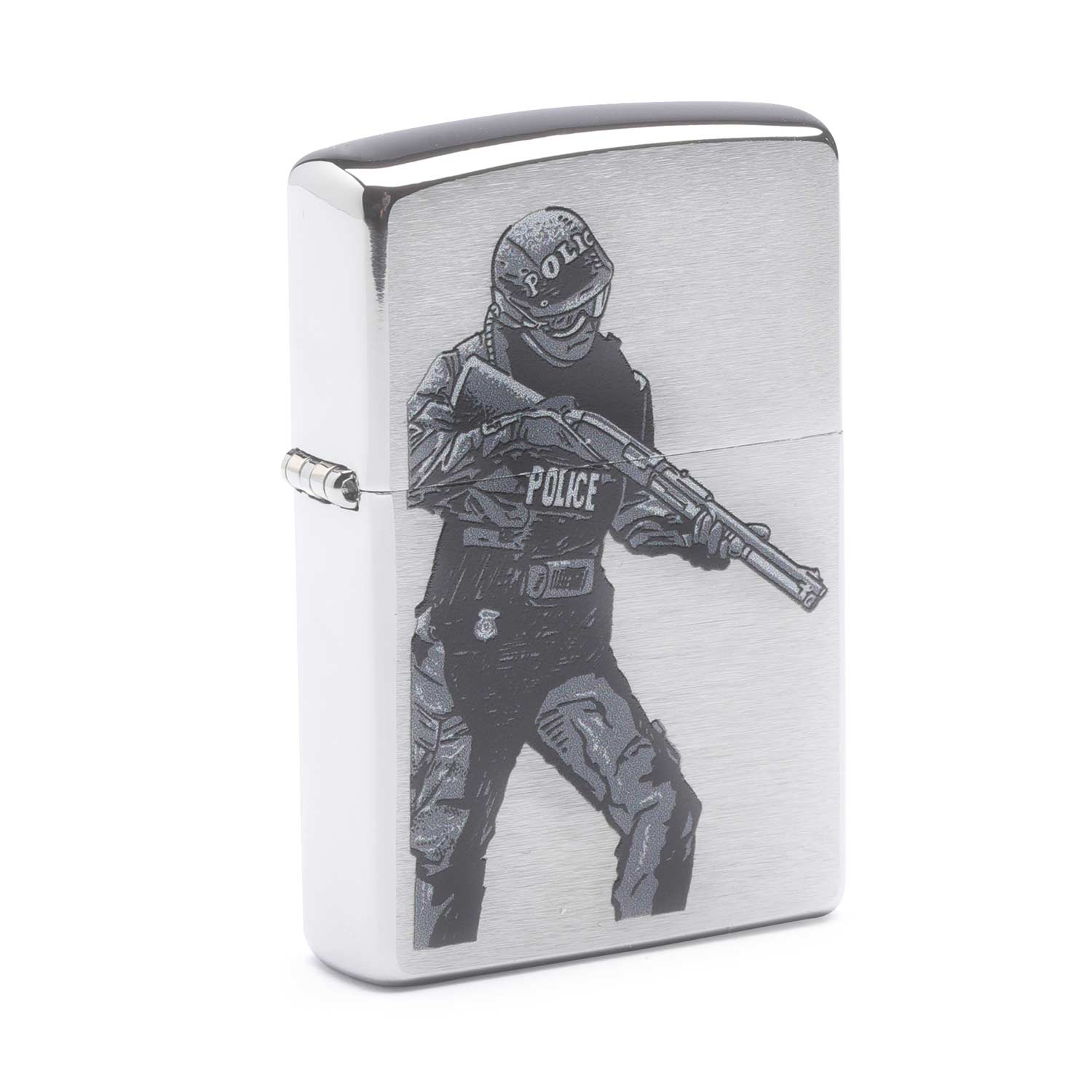 "Zippo ""Tactical Police"" Lighter"