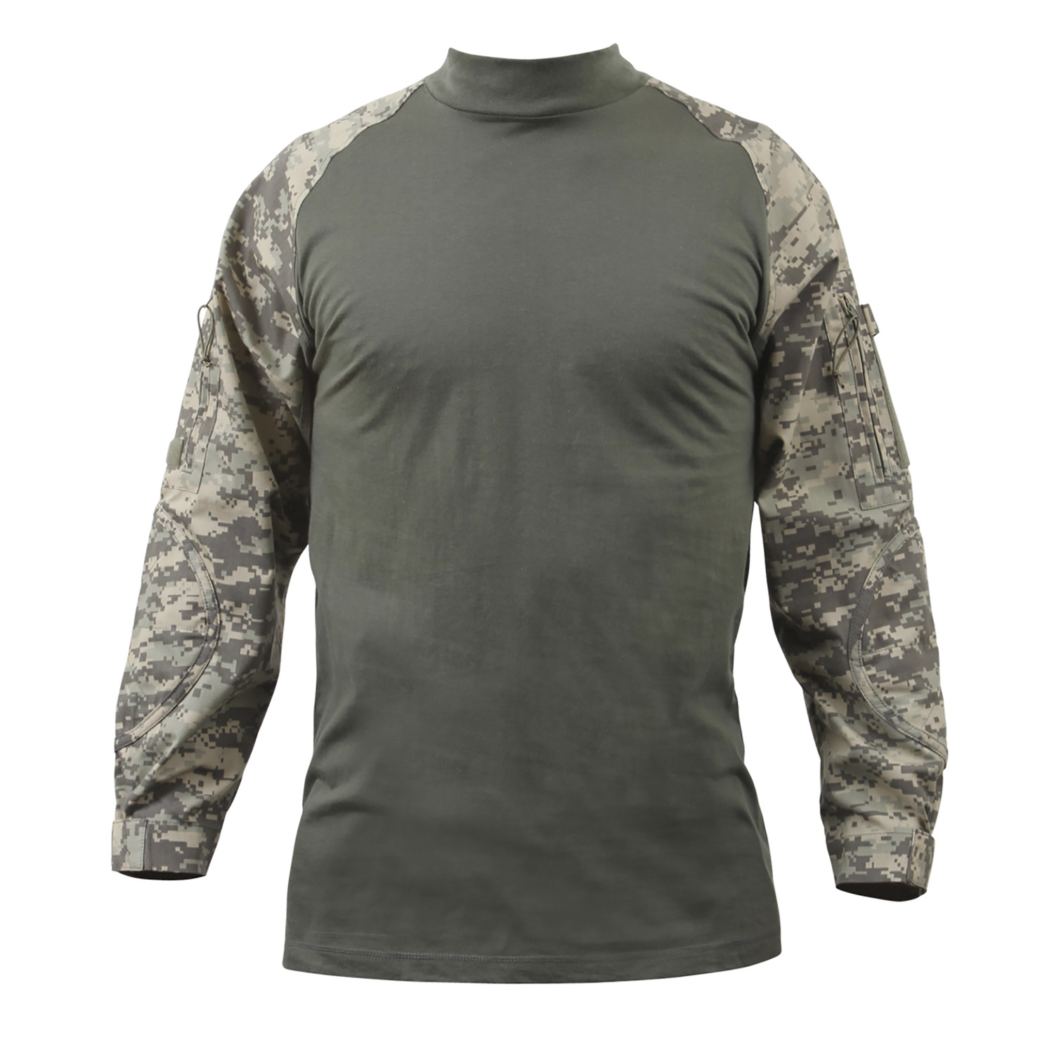 ACU Digital Camo Combat Shirt