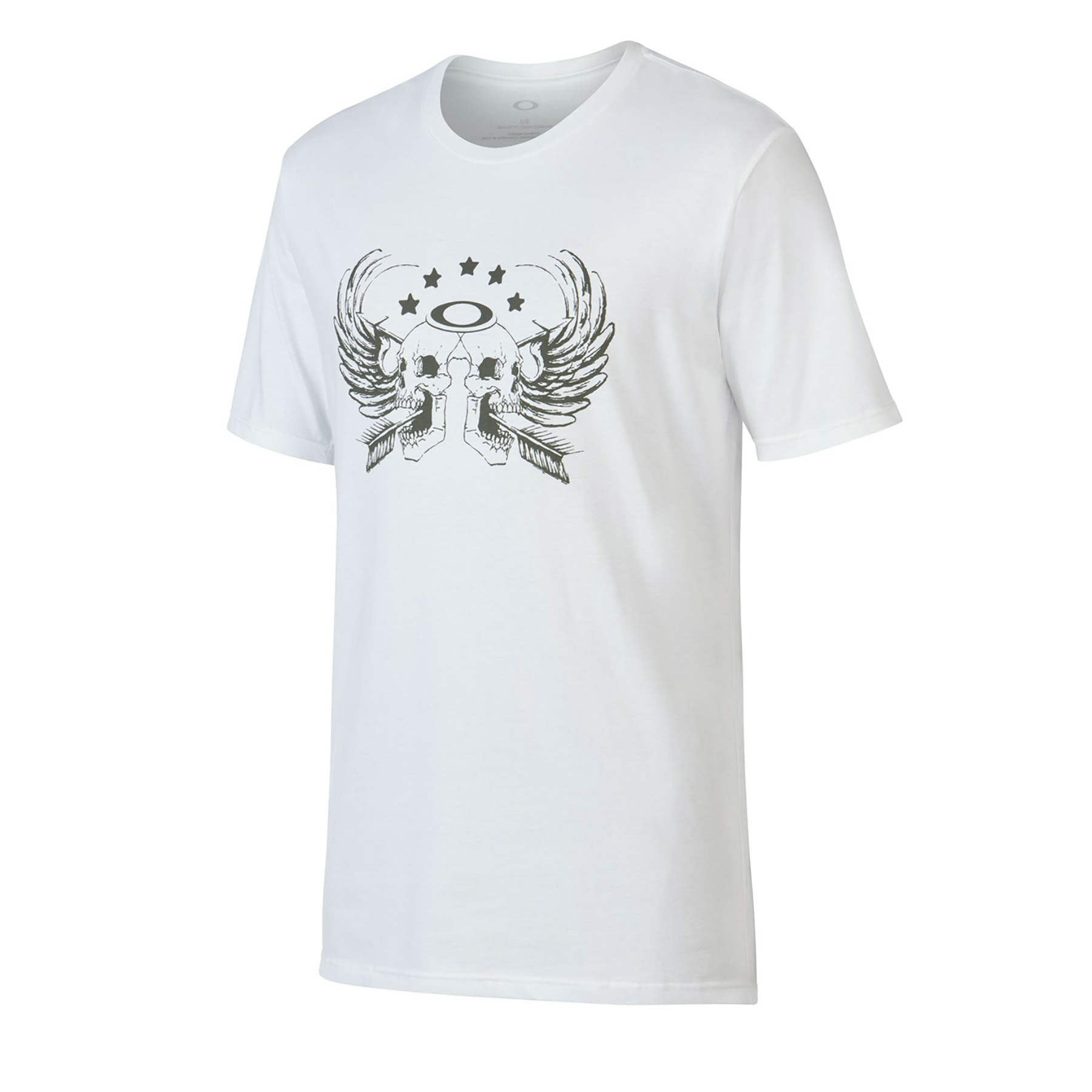 Oakley Skull Wings T-Shirt (White)