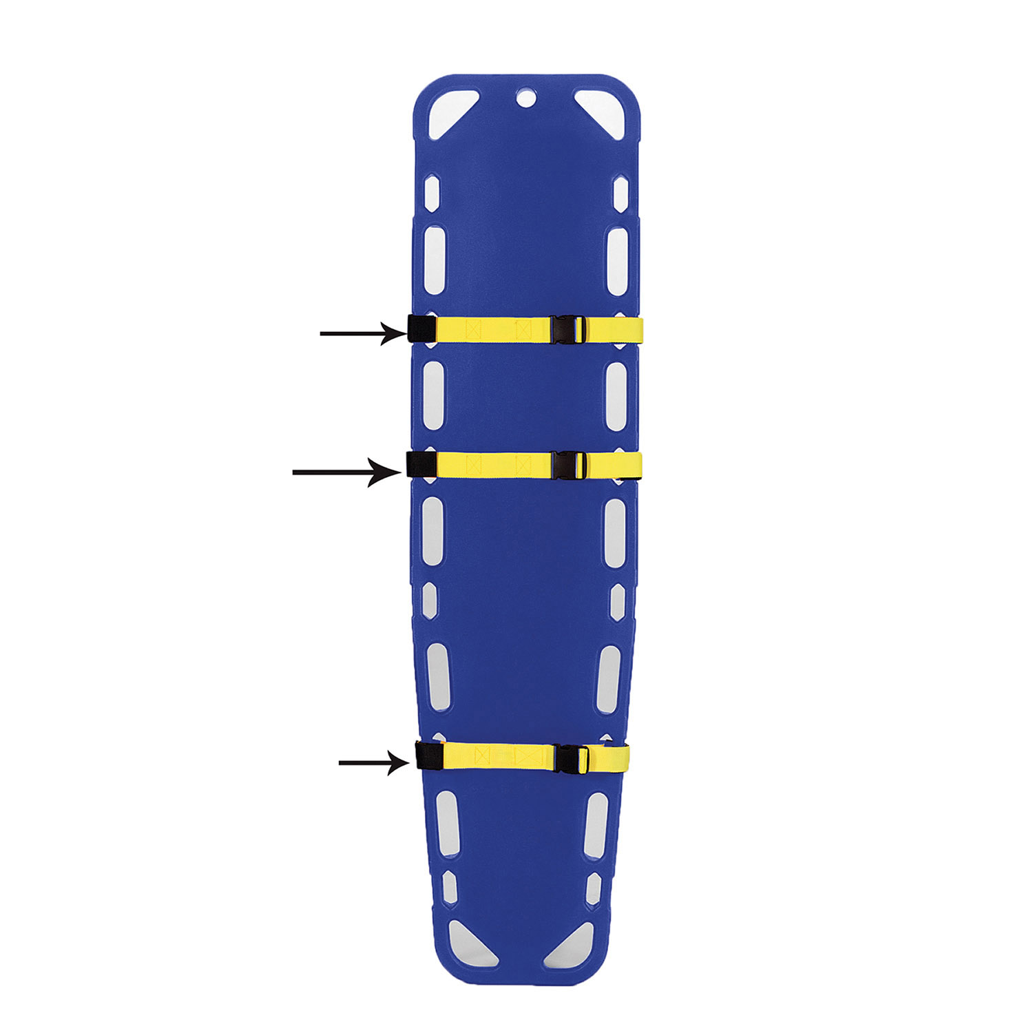Dyna Med Disposable Patient Restraints 3-Pack