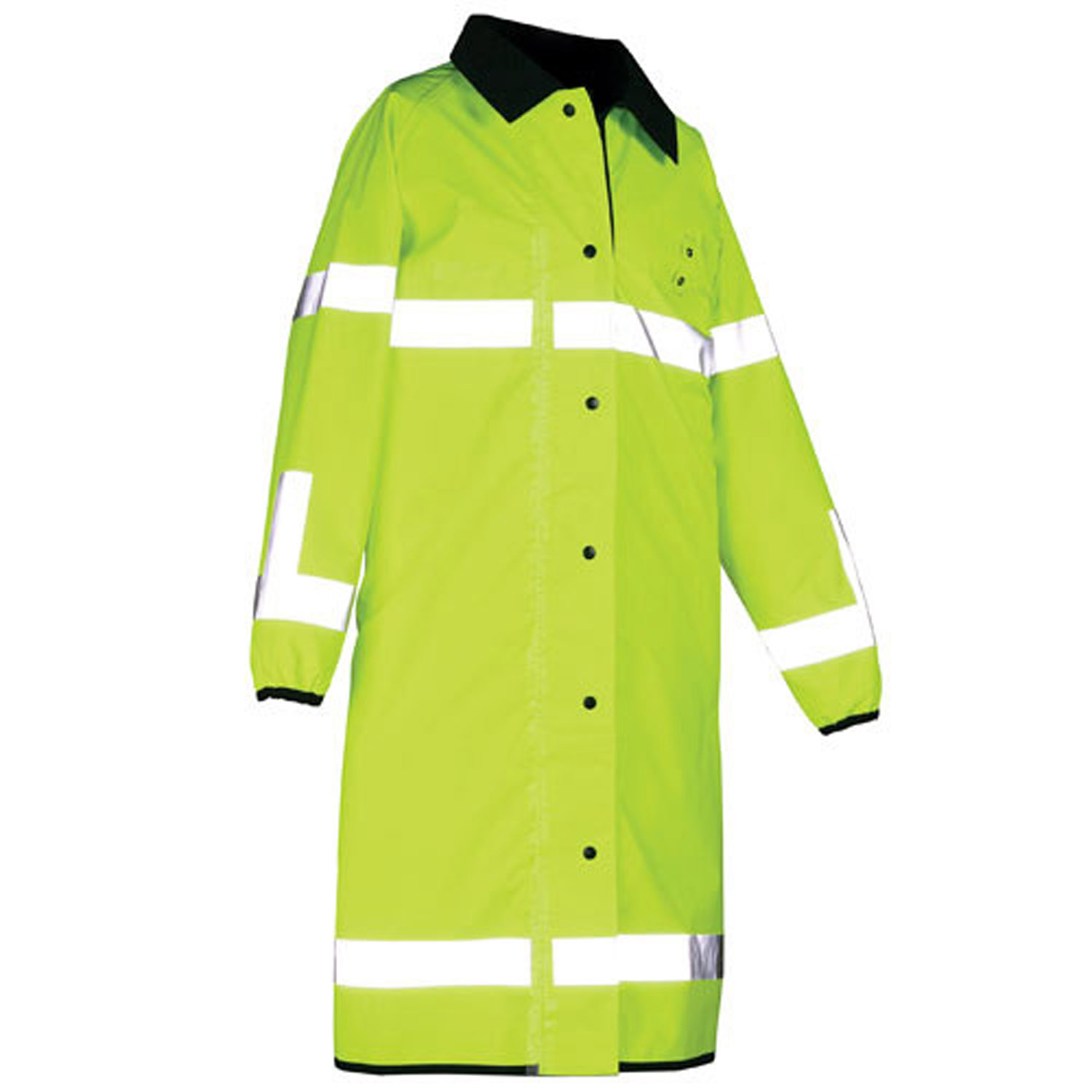 Spiewak ANSI VizGuard Long Reversible Duty Raincoat