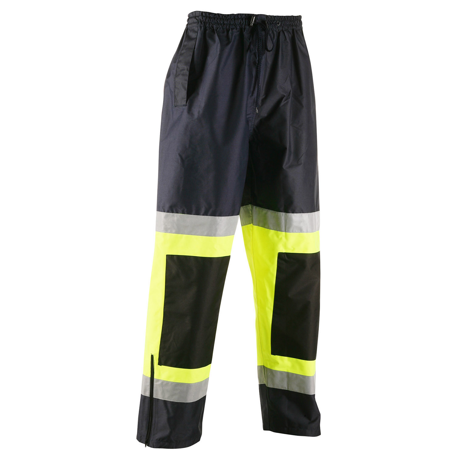Galls ANSI 3 Two Tone Reflective Rain Pant