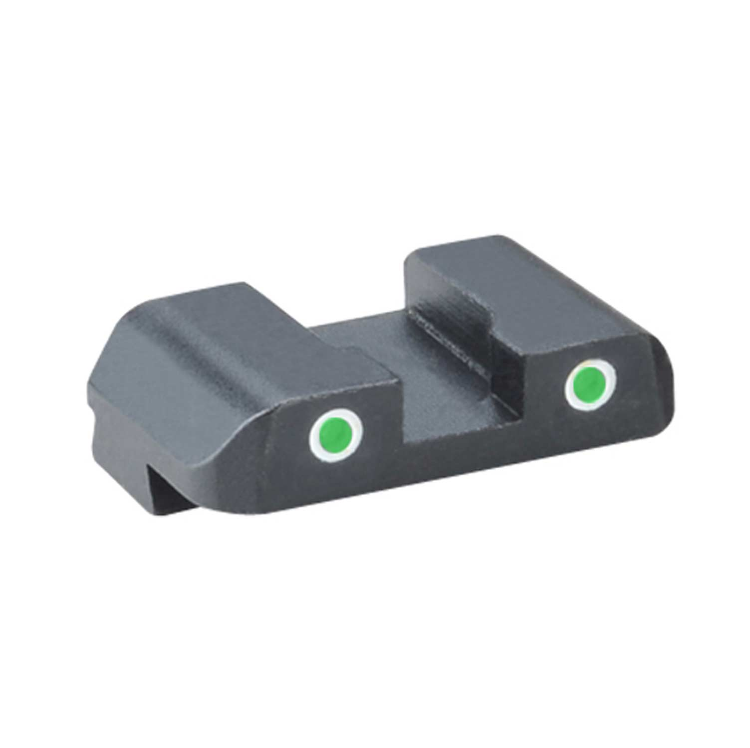 AmeriGlo Tritium Rear Sight Green