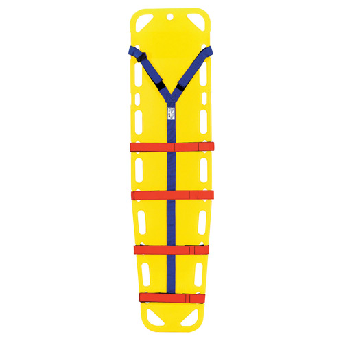 Dyna Med Multipurpose Spine Board with Spider Strap