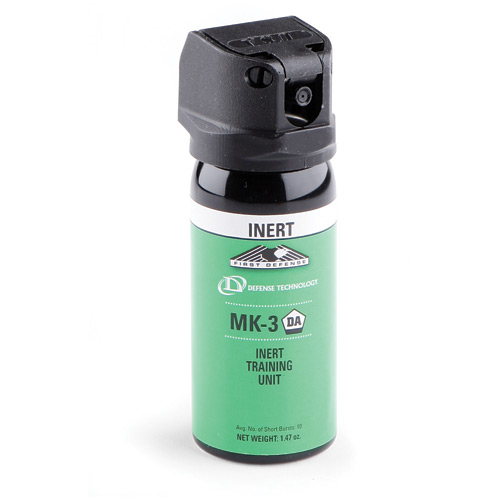 Defense Technology MK3 Inert Training Spray 1 47 oz