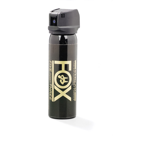 Fox Flip-Top Dispenser Mark 5 OC Defense Spray