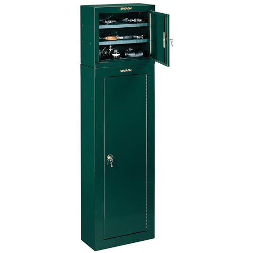 Stack On Products Vertical Double Door Security Cabinet