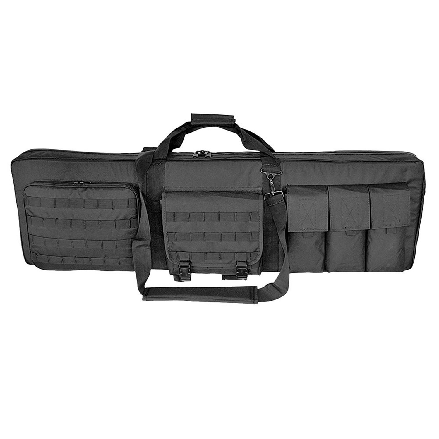 "Extreme Value 36"" Double Rifle Case with Mat"