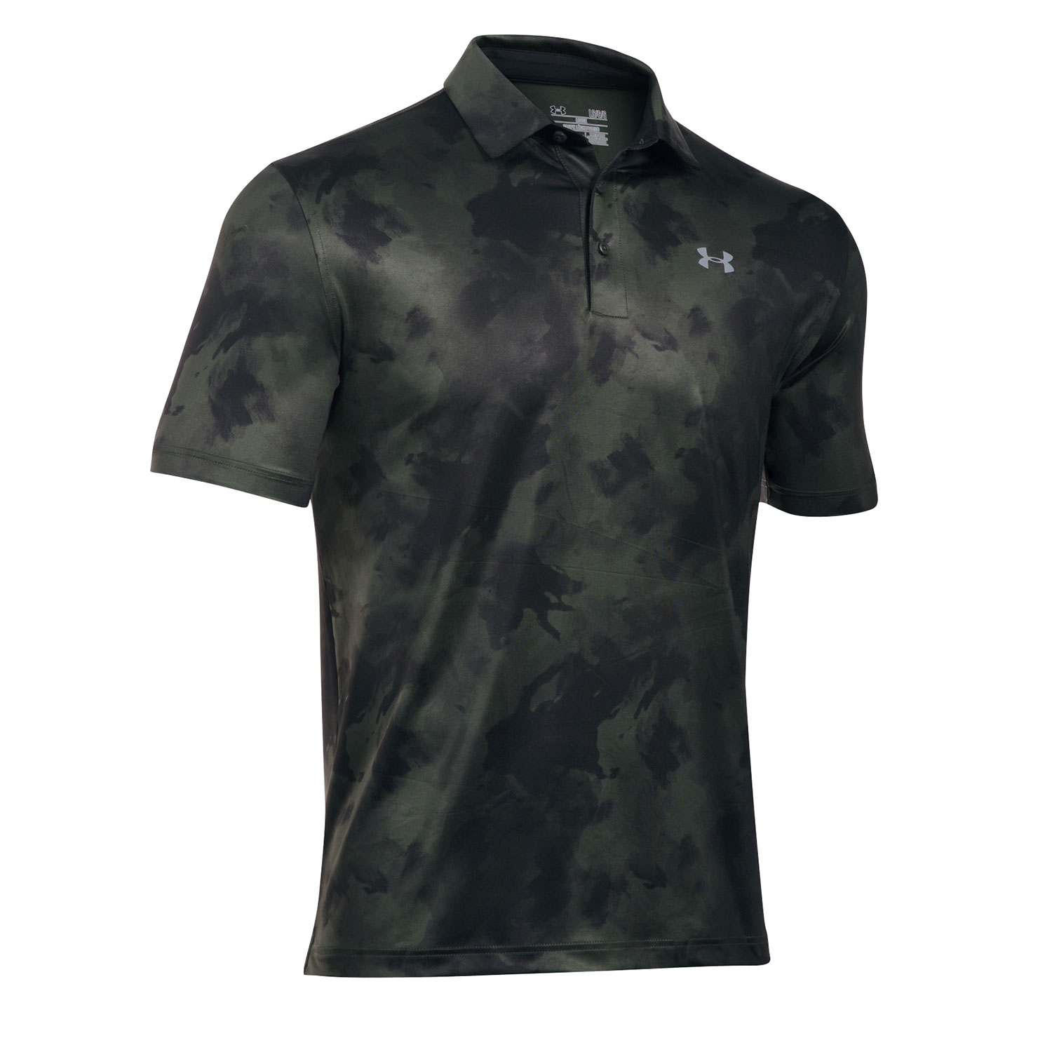Under Armour Wounded Warrior Project Playoff Polo