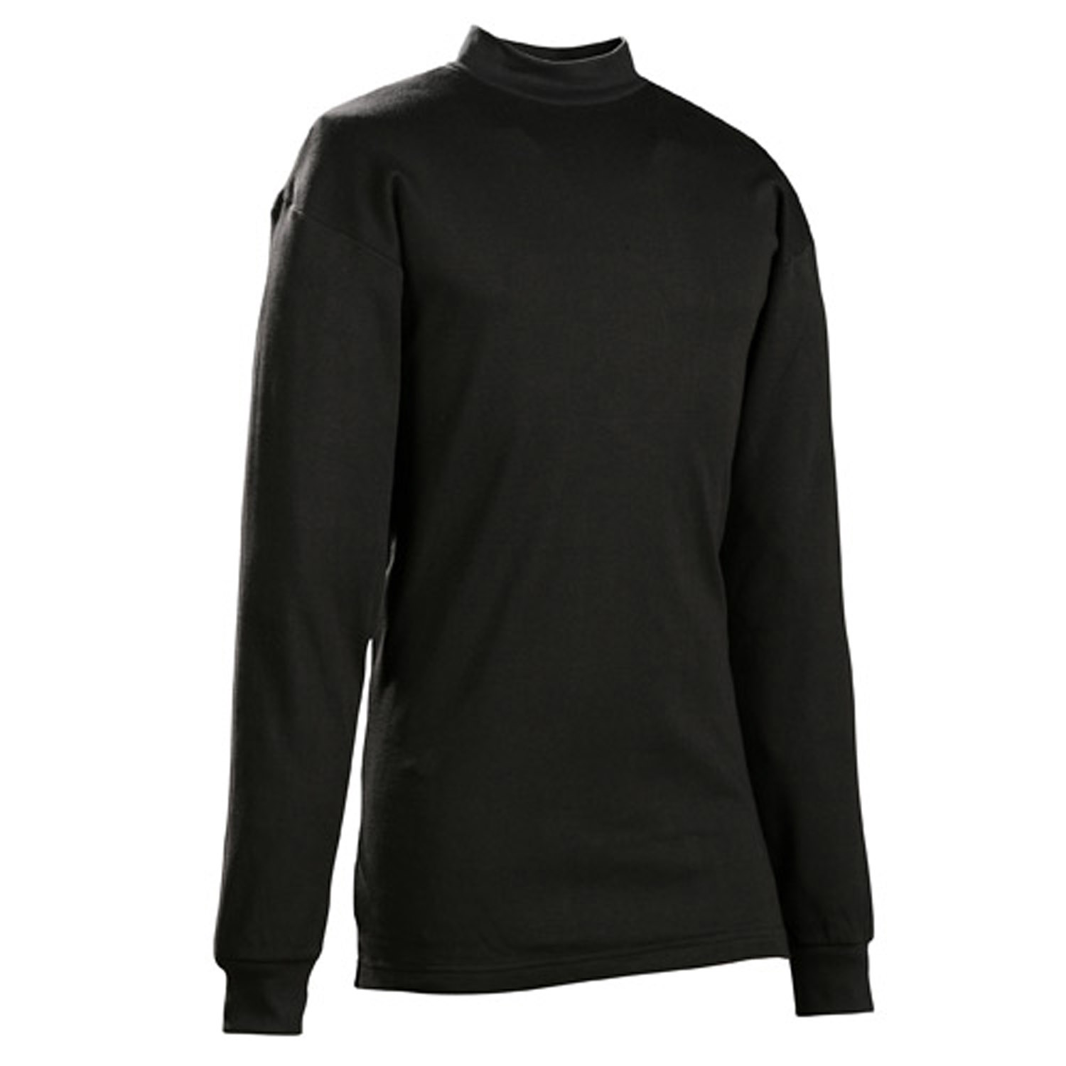 Galls Long Sleeve Classic Mock Turtleneck