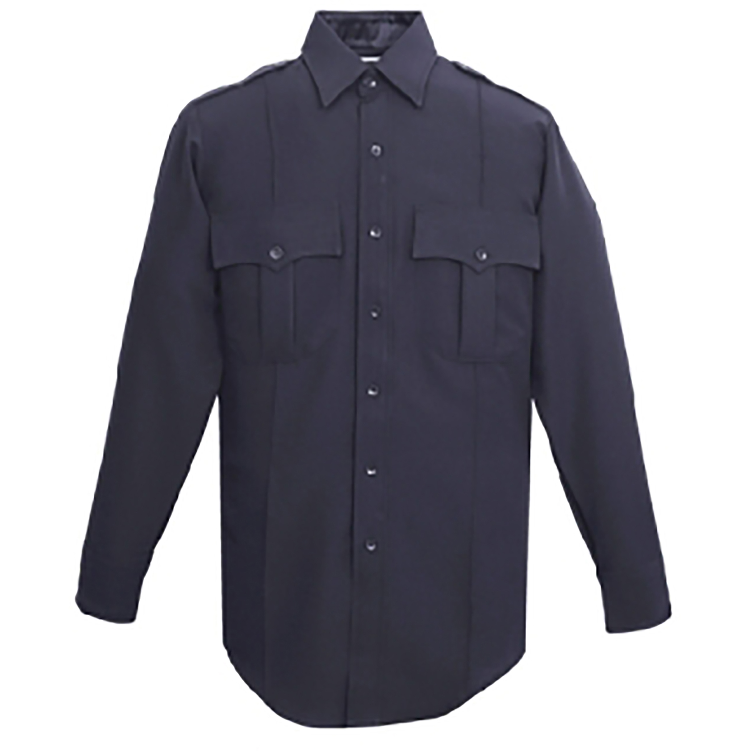 Conqueror Mens Polyester and Cotton Long Sleeve Shirt with A