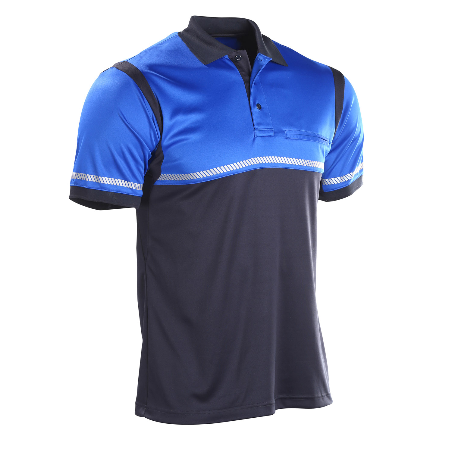 Elbeco Ufx Ultra Light Short Sleeve Color Block Polo