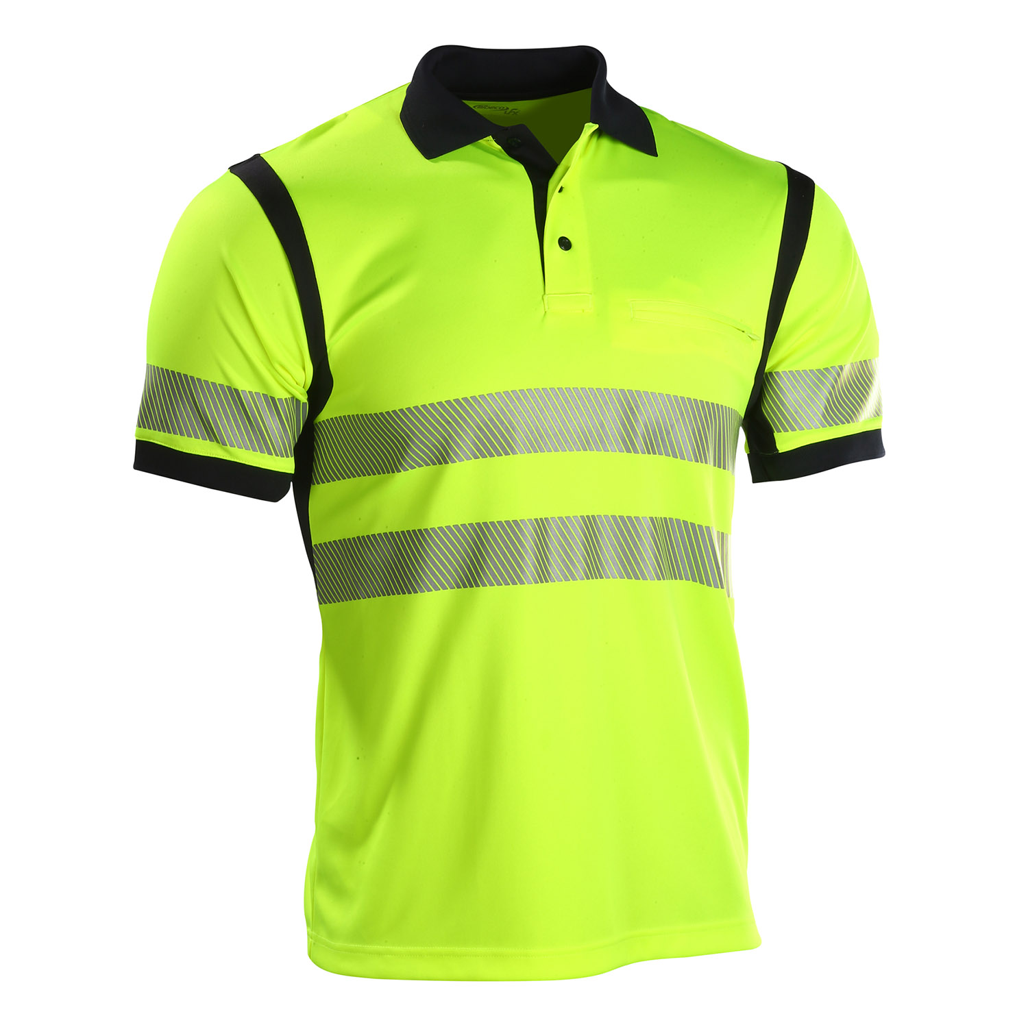 Elbeco UFX Ultra-Light Short Sleeve Hi Vis Polo
