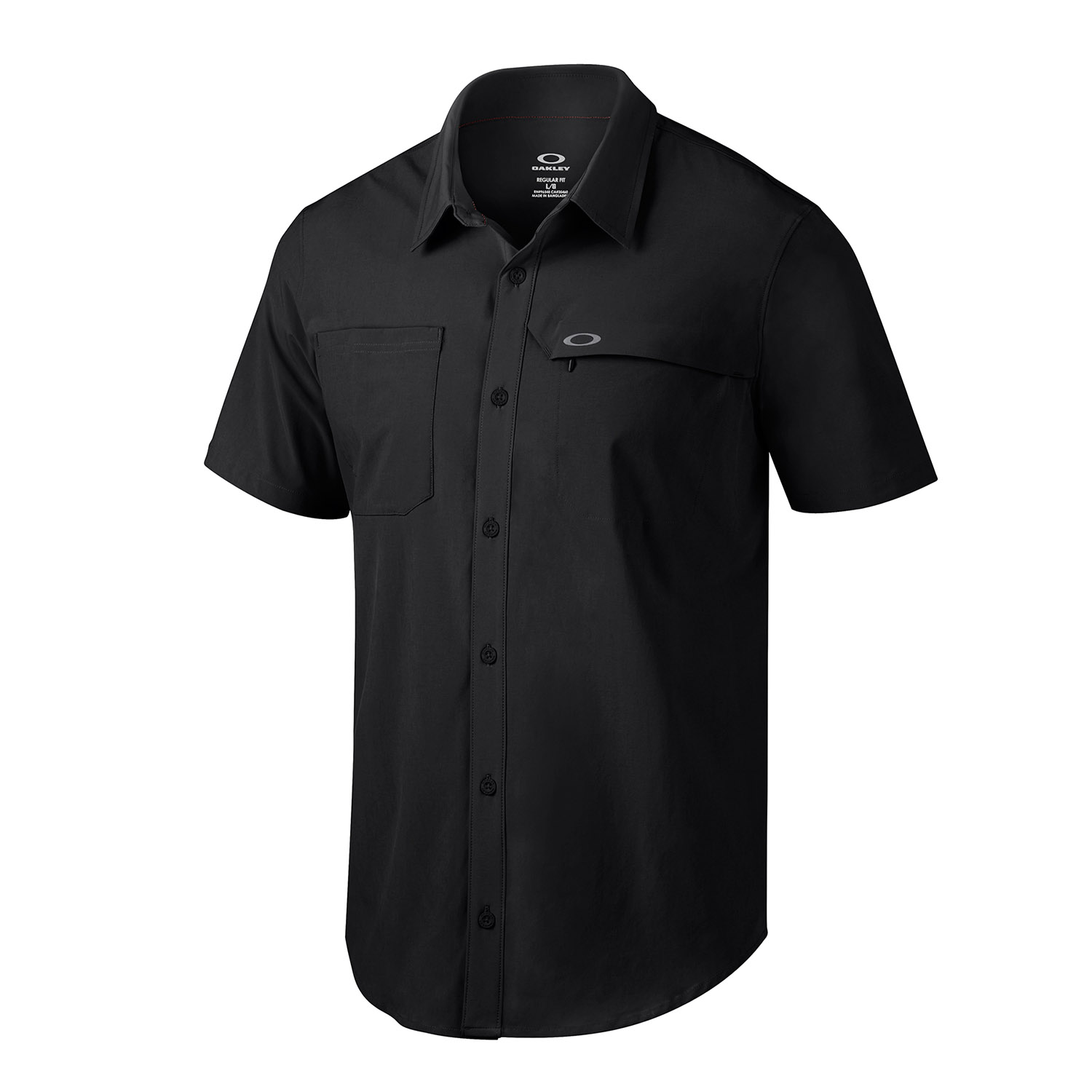 Oakley Agility Short Sleeve Woven Shirt