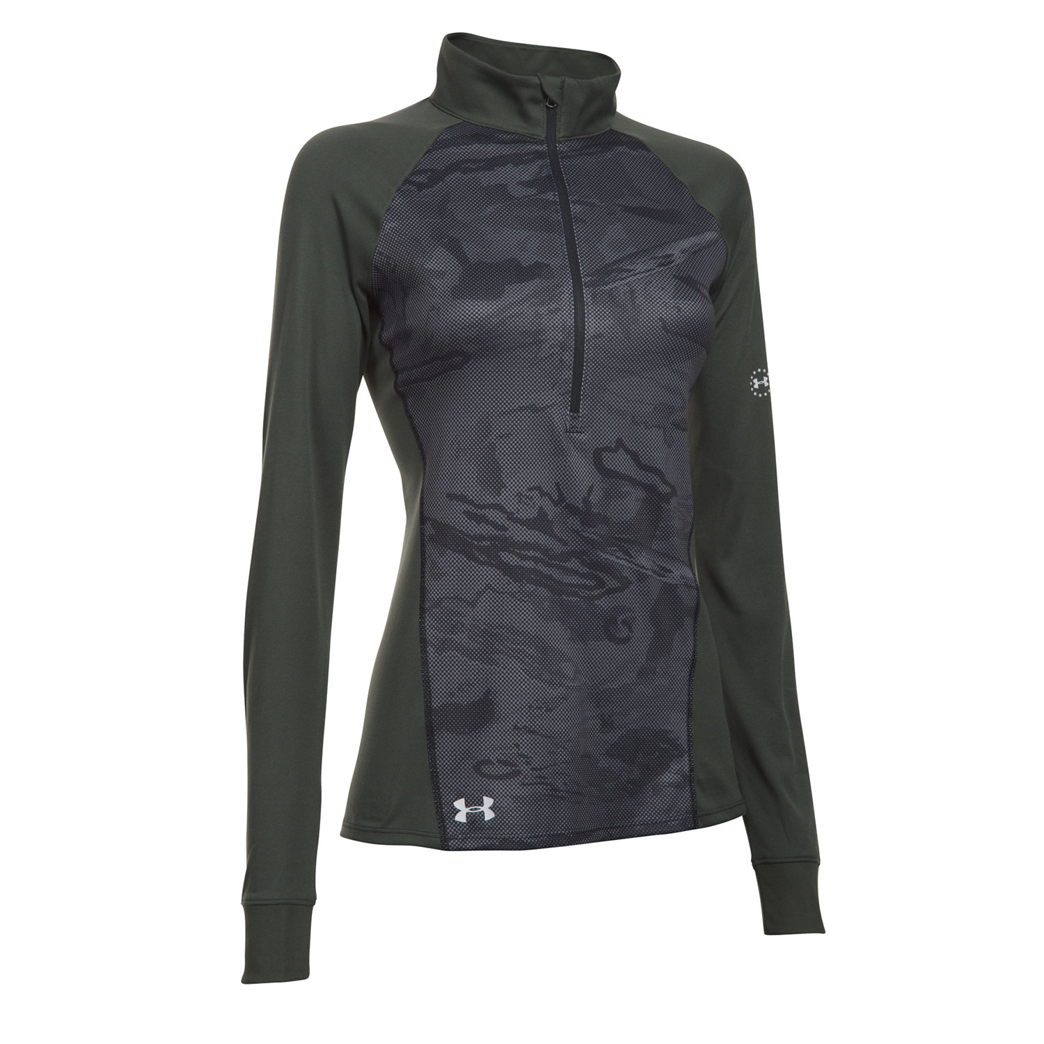 Under Armour Women's UA Tech Freedom ½ Zip