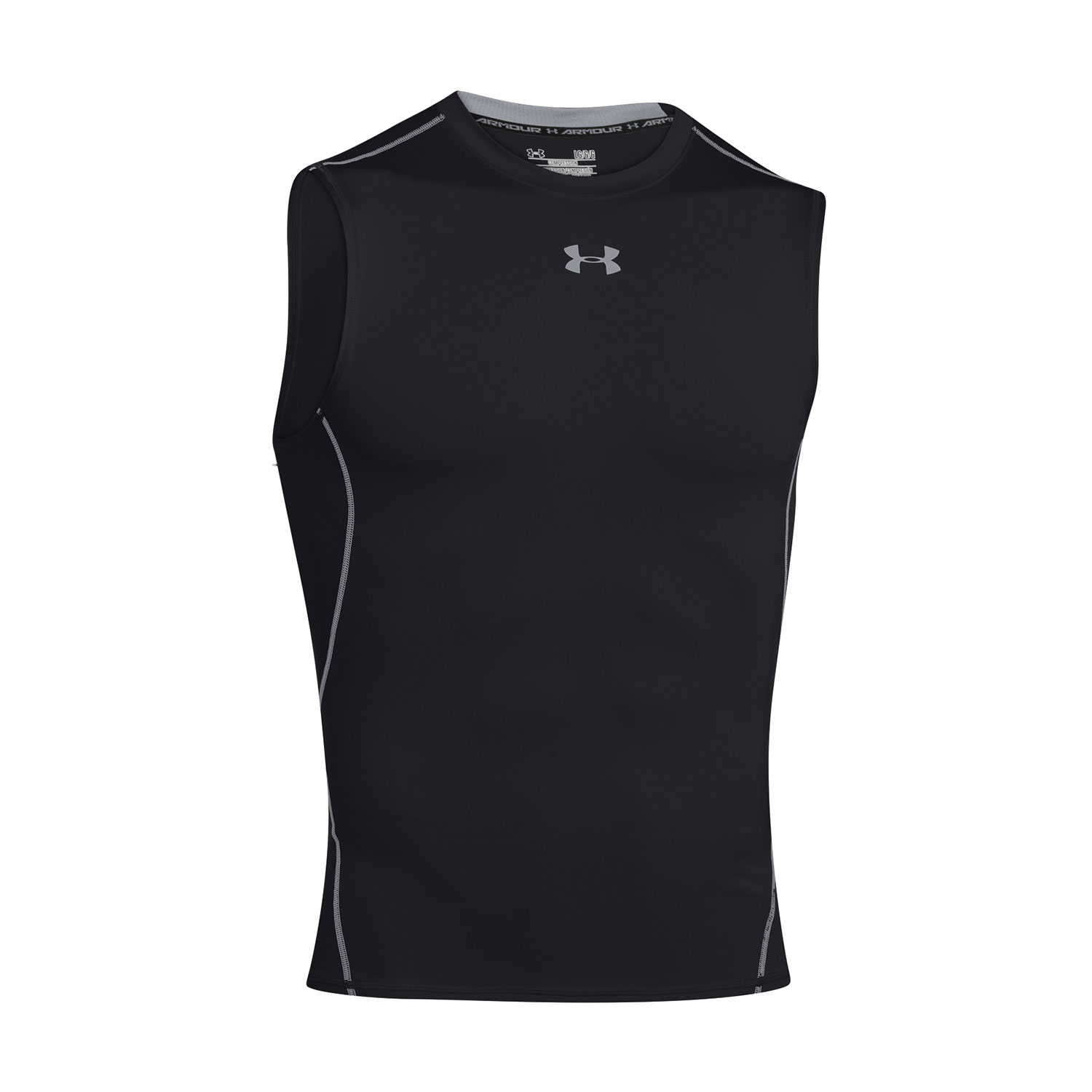 Under Armour Men's HeatGear Compression Sleeveless T-Shirt