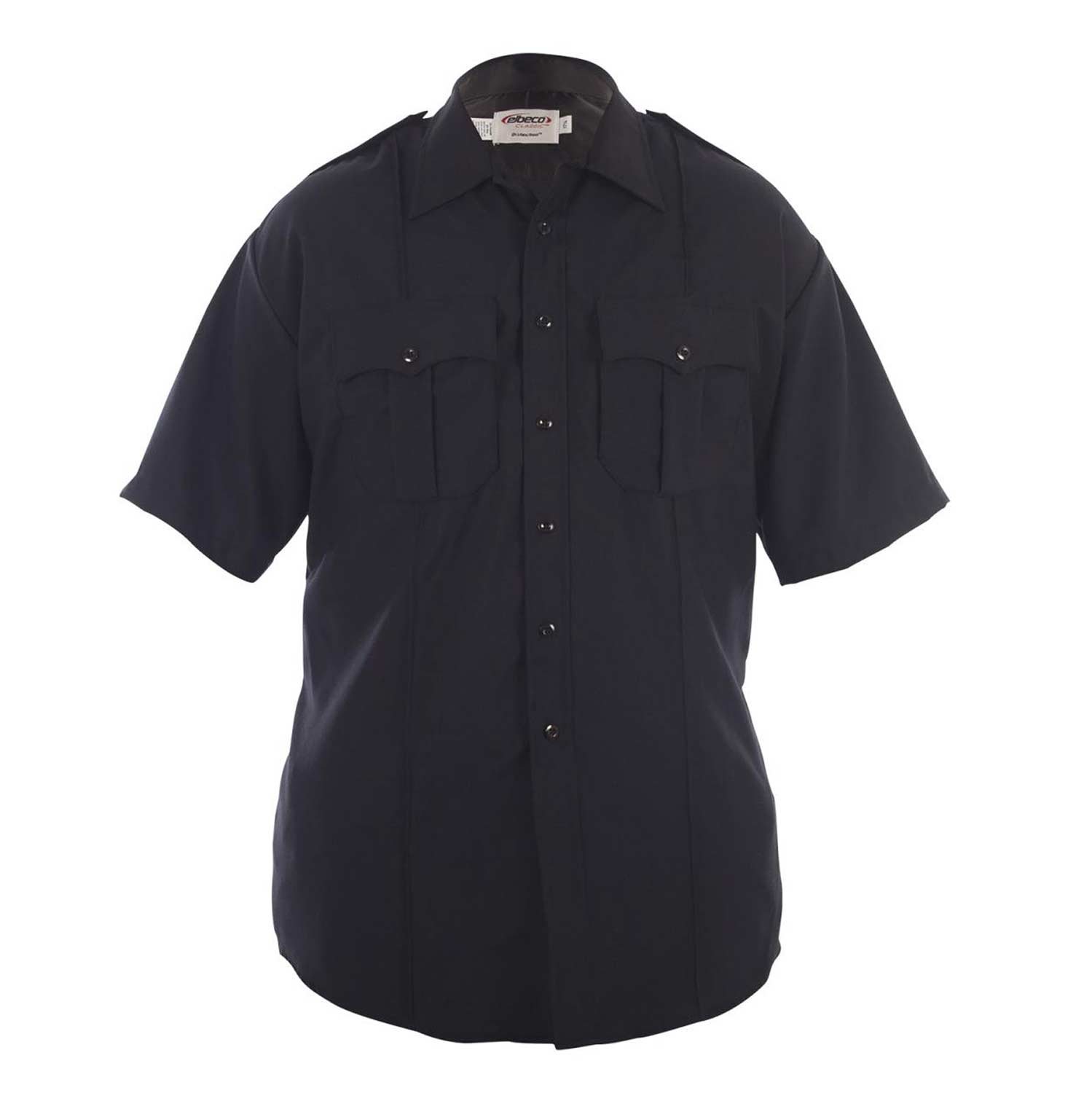 Elbeco Distinction Polyester/Wool Short Sleeve Shirt