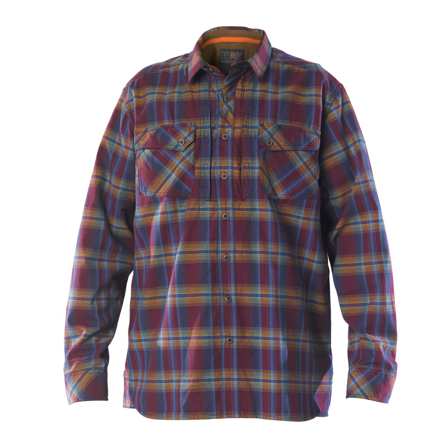 5.11 Tactical CCW Flannel Long Sleeve Shirt