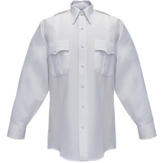 Flying Cross Men's Polyester Cotton Long Sleeve Shirt