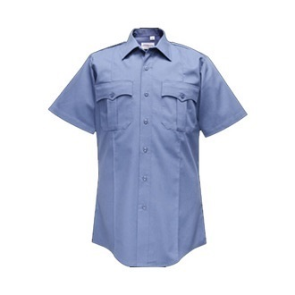 SH047 - WOMEN'S S/S DAC/COT UNIFORM SHIRT
