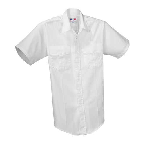 Flying Cross Station 100% Cotton Short Sleeve Shirt