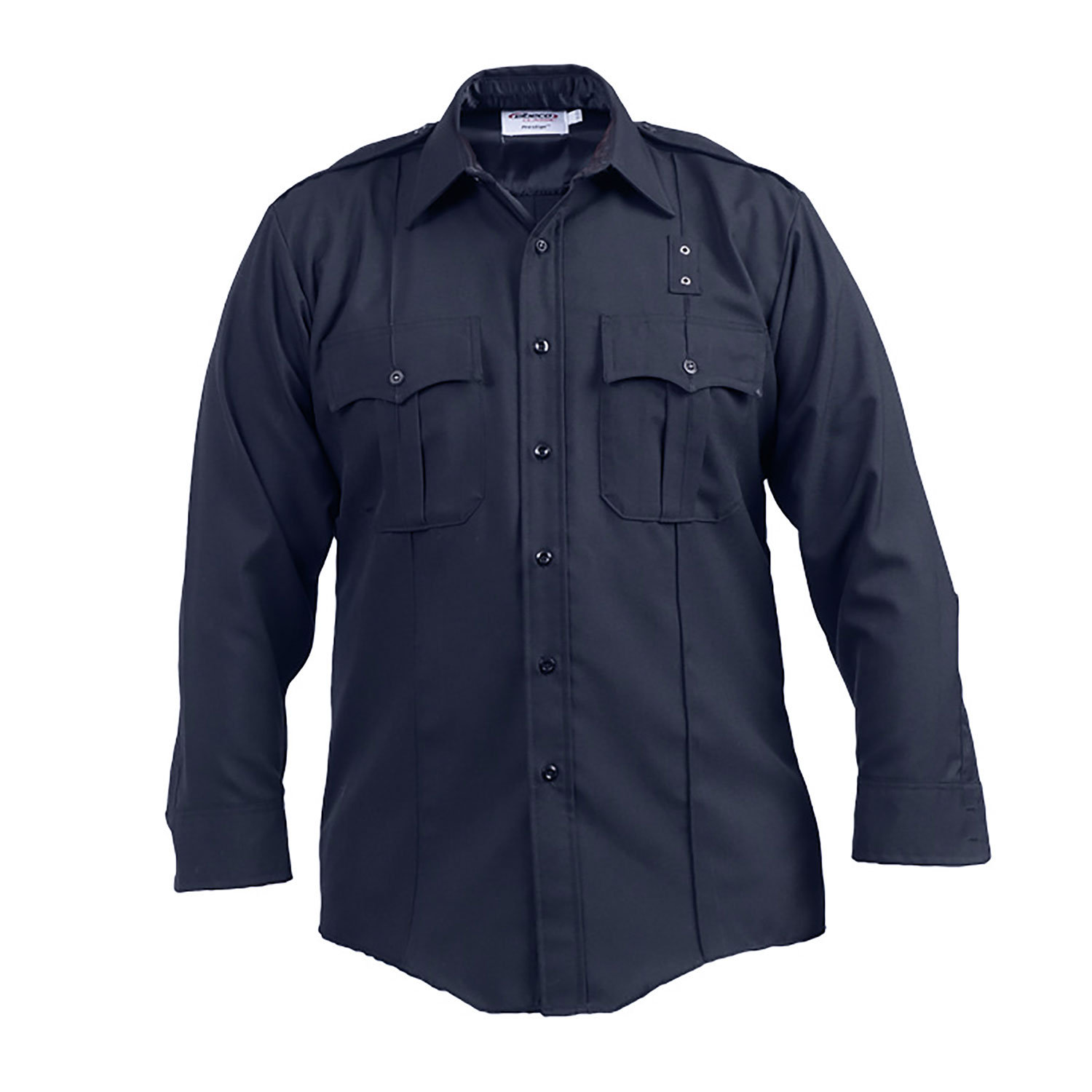 Elbeco Zippered Prestige Long Sleeve Shirt