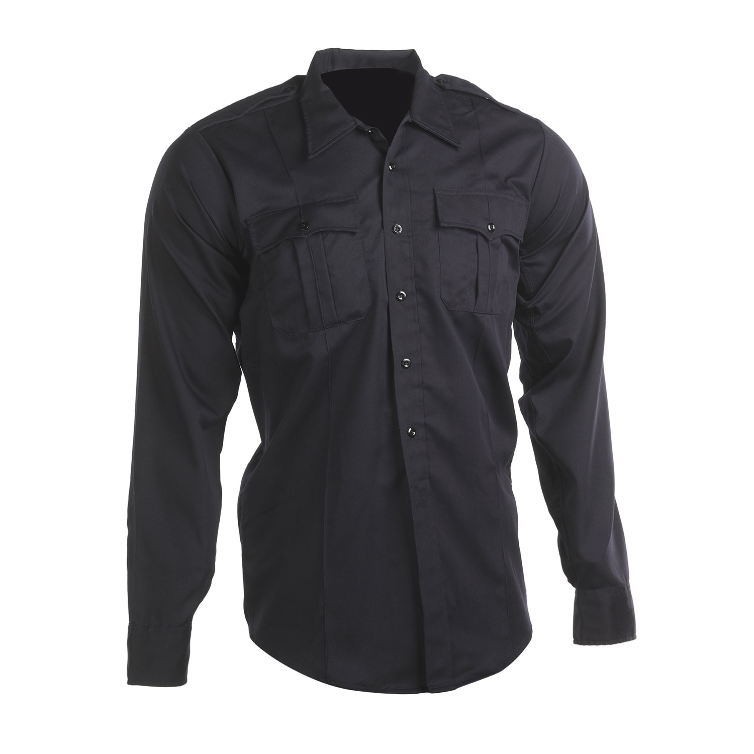 Perfection Matrix Series Zippered Long Sleeve Polo