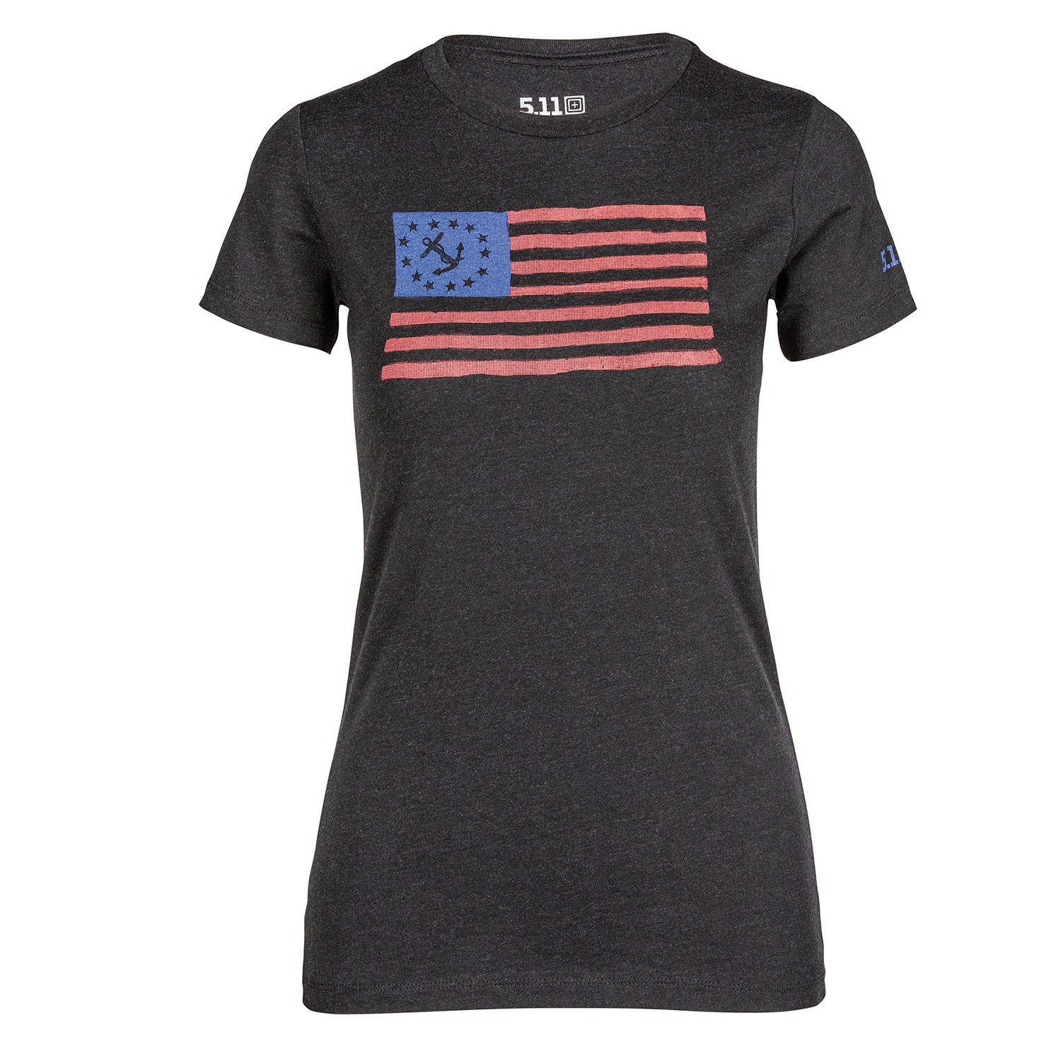5.11 Women's Vintage Flag Short Sleeve T-Shirt