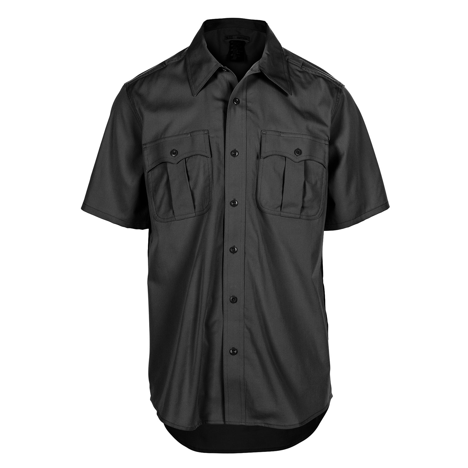 5.11 Class A Flex-Tac Poly/Wool Twill Short Sleeve Shirt